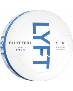 LYFT Blueberry Slim