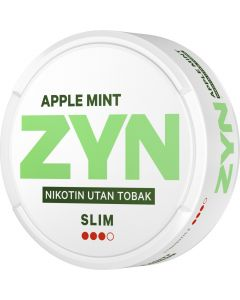 ZYN Slim Apple Mint