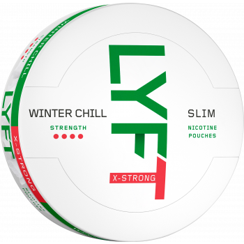 LYFT Winter Chill X-Strong Slim