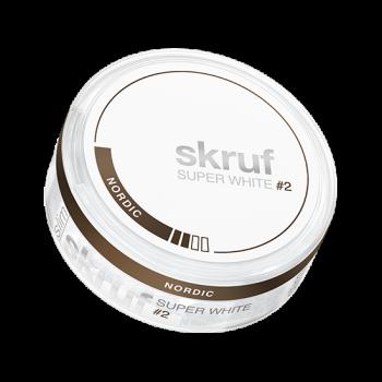 Skruf Super White Nordic