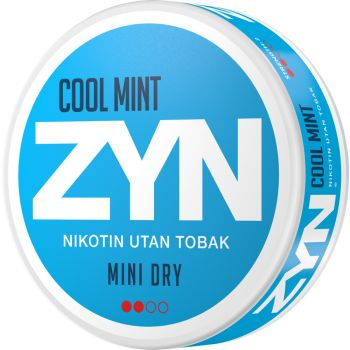 ZYN Cool Mint Mini 3mg