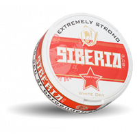 Siberia Red White Dry Chewing Bags