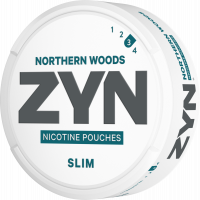 ZYN Slim Northern Woods