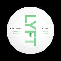 LYFT Easy Mint Mellow Slim All White