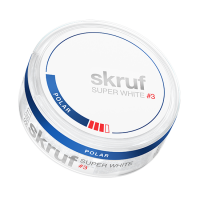 Skruf Super White #3 Slim Polar