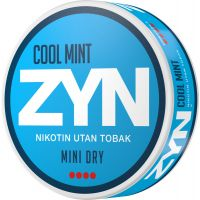 ZYN Cool Mint Mini 6mg